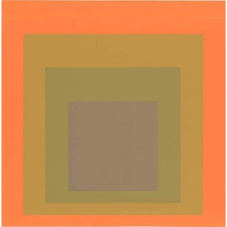 Josef Albers Homage to the Square From Formations: Articulation Folio II Folders 19 For Sale