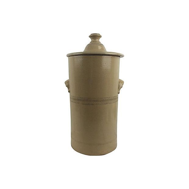 Antique English Water Filter - Image 3 of 4