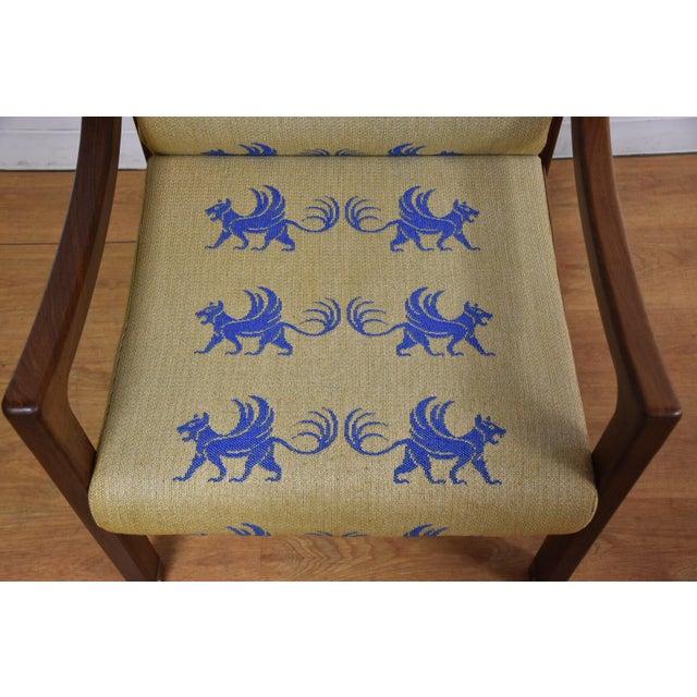 Ib Kofod Larsen Megiddo Lounge Chair For Sale - Image 10 of 12