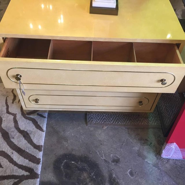 Pair of Romweber Chest of Drawers For Sale - Image 10 of 11