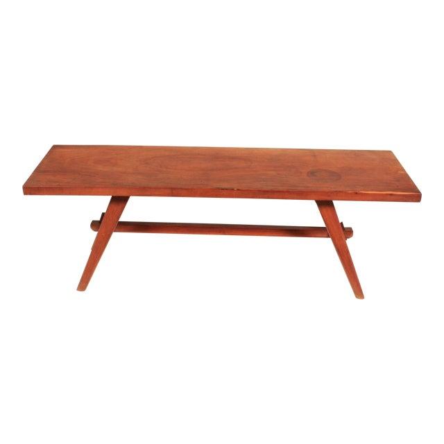 1960s Danish Modern Coffee Table Chairish