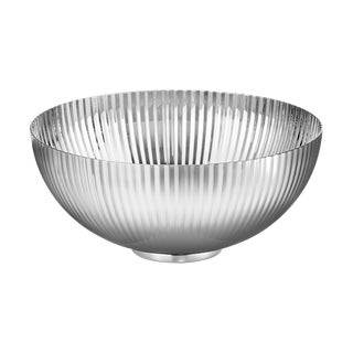Georg Jensen Art Deco Stainless Steel Bernadotte Bowl, Small For Sale