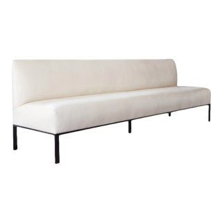"Studio William Hefner Bay Banquette 84"" For Sale"