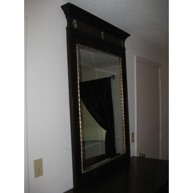 Ethan Allen Dresser with Mirror - Image 9 of 12