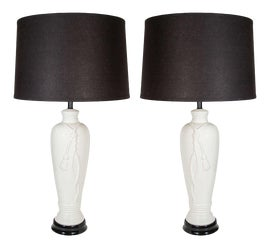 Image of Ivory Table Lamps
