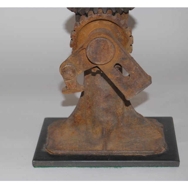 19th Century Iron Jack Lamps - Pair - Image 3 of 5