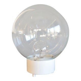 Bill Curry for Design Line Globe Table Lamp, Circa 1965
