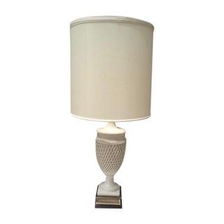 Monumental Cermaic Urn - Frederick Cooper Lamp For Sale