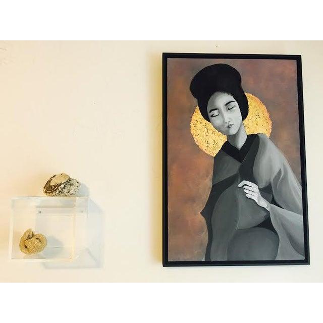 Geisha Painting - Image 2 of 3