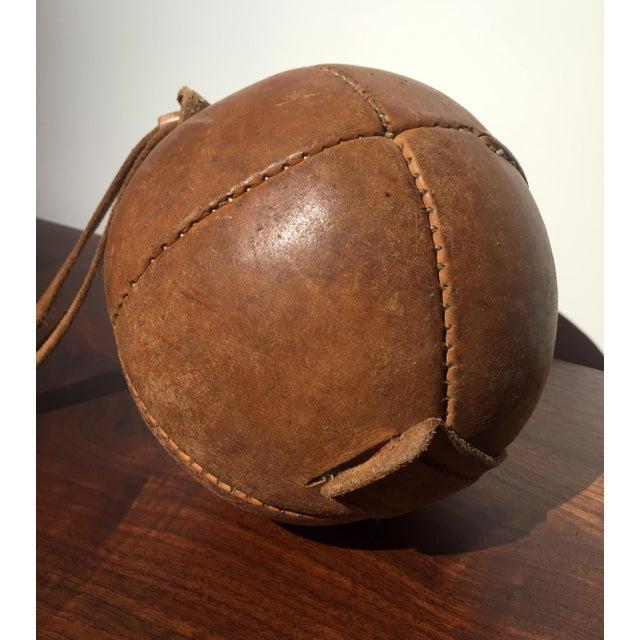 Vintage Small Medicine Ball - Image 3 of 6