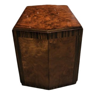 Thomas O'Brien Tomasso Block Table for Century Furniture For Sale