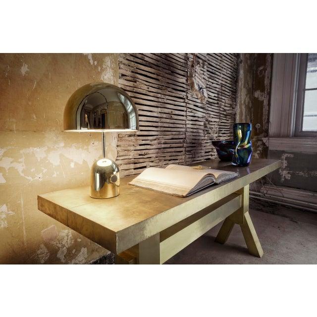 Tom Dixon Tom Dixon Bell Table Light Brass For Sale - Image 4 of 6