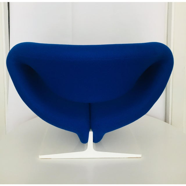 Artifort 1960s Vintage Pierre Paulin for Artifort Space Age Ribbon Lounge Chair For Sale - Image 4 of 9