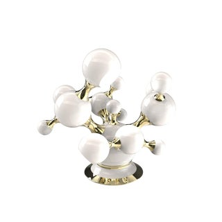 Atomic Table Lamp From Covet Paris For Sale