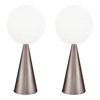 Gio Ponti 'Bilia' Table Lamp for Fontana Arte