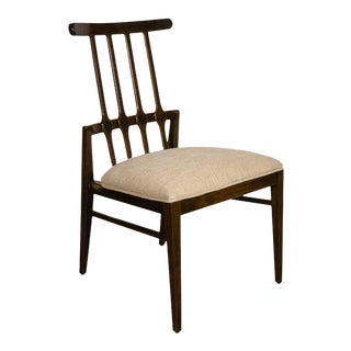 Mid-Century Modernist Dining Chair by Danish Designer Niels Koefoed For Sale