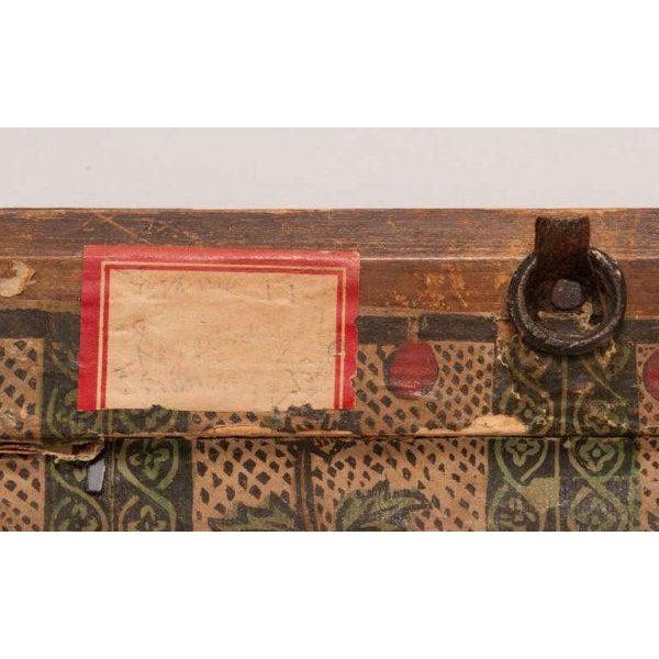 Italian Silk Thread Needlework in Gilt Frame For Sale - Image 10 of 11