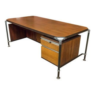 Luisa and Ico Parisi Desk For Sale