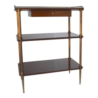 1940s French Side Tables - A Pair