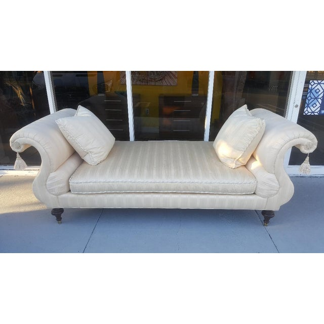 20th Century Empire Baker Furniture Daybed For Sale - Image 11 of 11