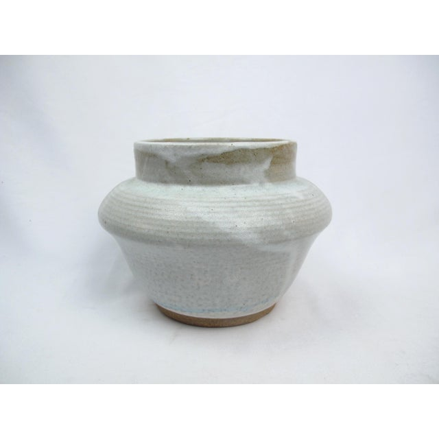 Mid Century Modern Art Pottery Signed Nels & Betty Mears For Sale - Image 9 of 9