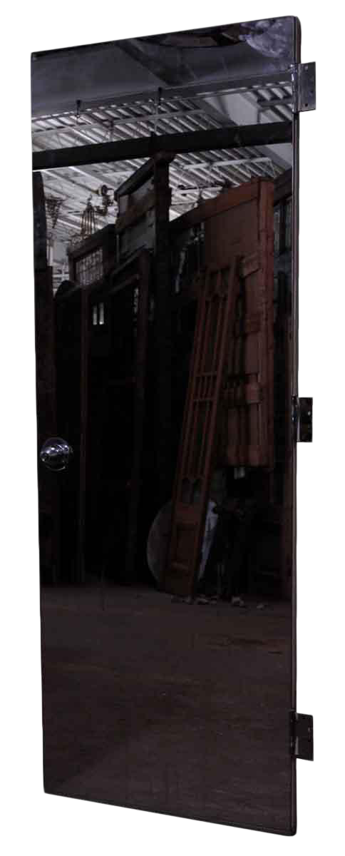 Solid Pine Door With Full Length Mirror U0026 Flush Back