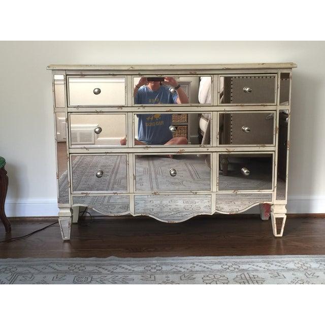 3-Drawer Mirrored Dresser - Image 3 of 6