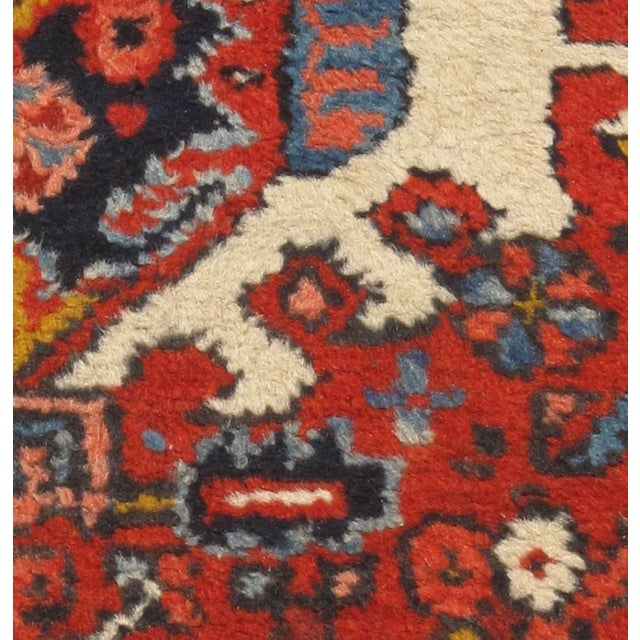 As perpetually fashionable as they are collectible, traditional Heriz rugs are skillfully woven in vibrant colors and...