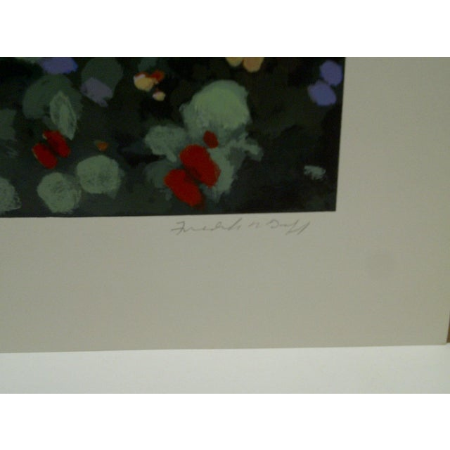 "Frederick McDuff ""April"" Limited Edition Print For Sale - Image 5 of 5"