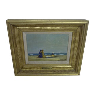 """On the Beach"" by Frederick McDuff For Sale"