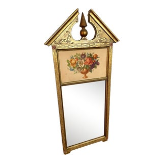 20th Century Florentinian Mirror Handmade in Italy For Sale