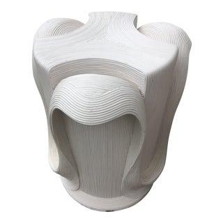 Betty Cobonpue Pedestal For Sale