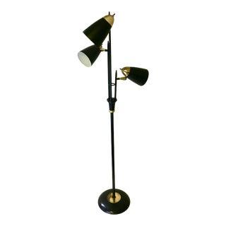 """Gerald Thurston for Lightolier """"Triennale"""" Floor Lamp"""