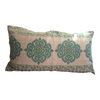 Handmade Lumbar Pillow Cases - A Pair For Sale