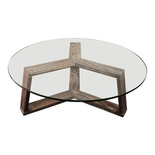 West Elm Contemporary Cocktail Table