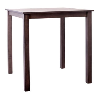 Modern Wooden Pub Table For Sale