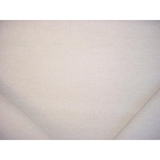 Holland & Sherry De13286 Brunswick Ivory Boucle Drapery Upholstery Fabric - 2-1/4y For Sale