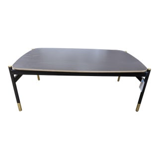Mid-Century Modern West Elm Coffee Table For Sale