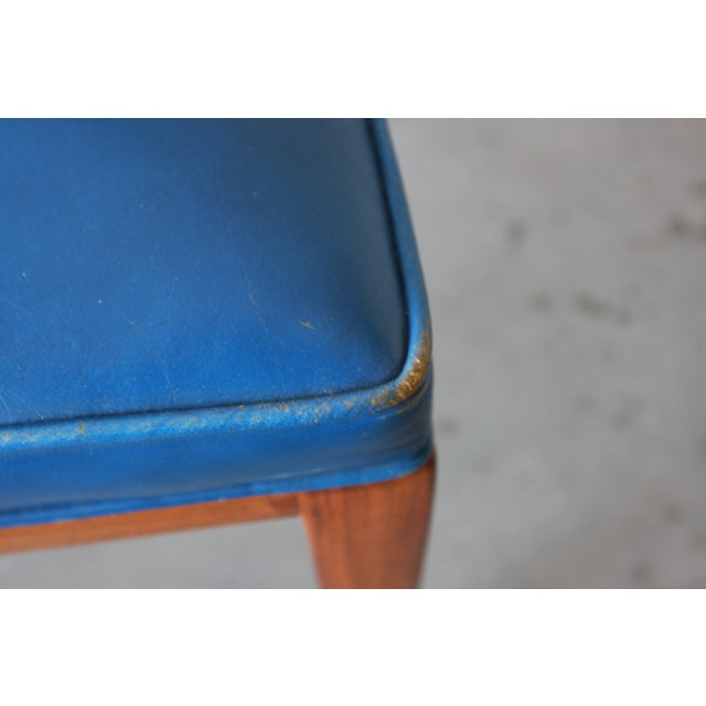 Monteverdi-Young Mid-Century Walnut Chair For Sale In Las Vegas - Image 6 of 11