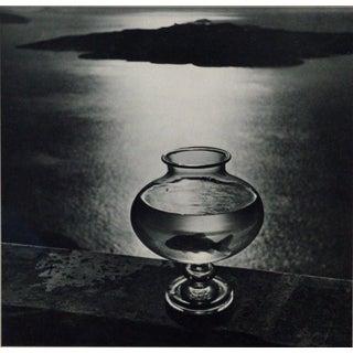Herbert List Goldfish Bowl, Santorini, Greece Vintage Photogravure For Sale