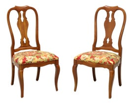 Image of Ethan Allen Dining Chairs