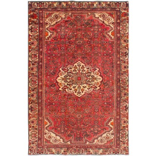 Salmak Persian Rug - 4′10″ × 7′6″