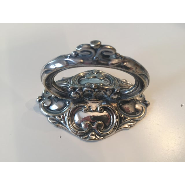 Silver Antique Mappin & Webb English Silver Covered Vegetable Dish For Sale - Image 8 of 13
