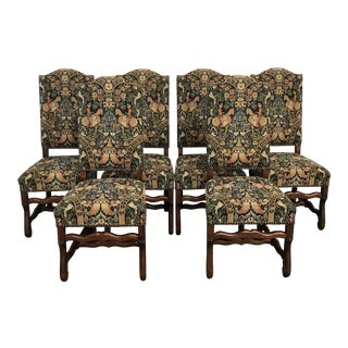 Old World Style Dining Chairs - Set of 6
