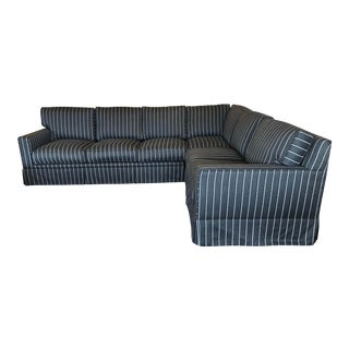 New Custom Jasper Sectional by California Sofa For Sale