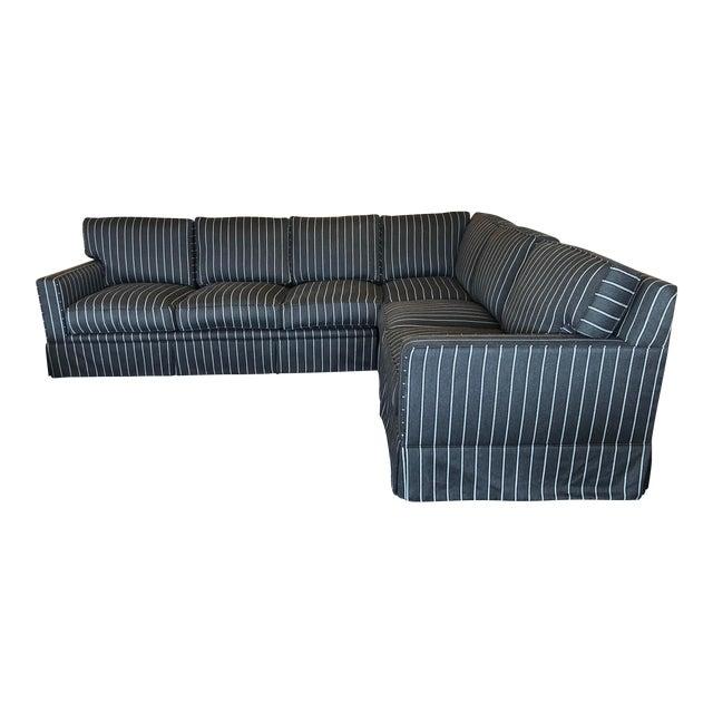 New Custom Jasper Sectional by California Sofa For Sale