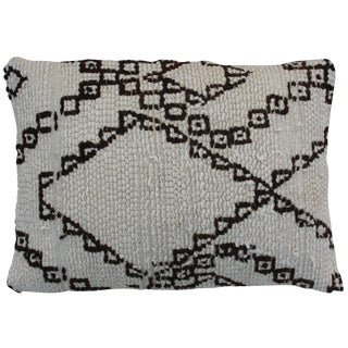 Moroccan Beni Ourain Pillow For Sale