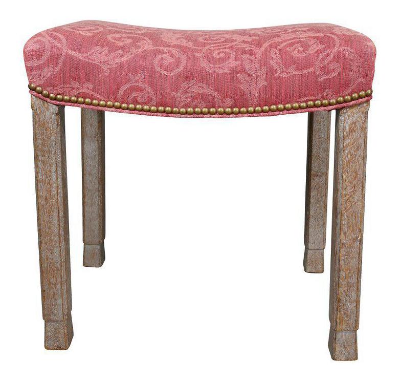 Antique Amp Designer Ottomans Decaso
