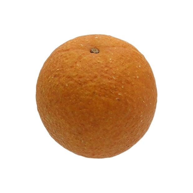 Mid-Century Italian Alabaster Orange For Sale