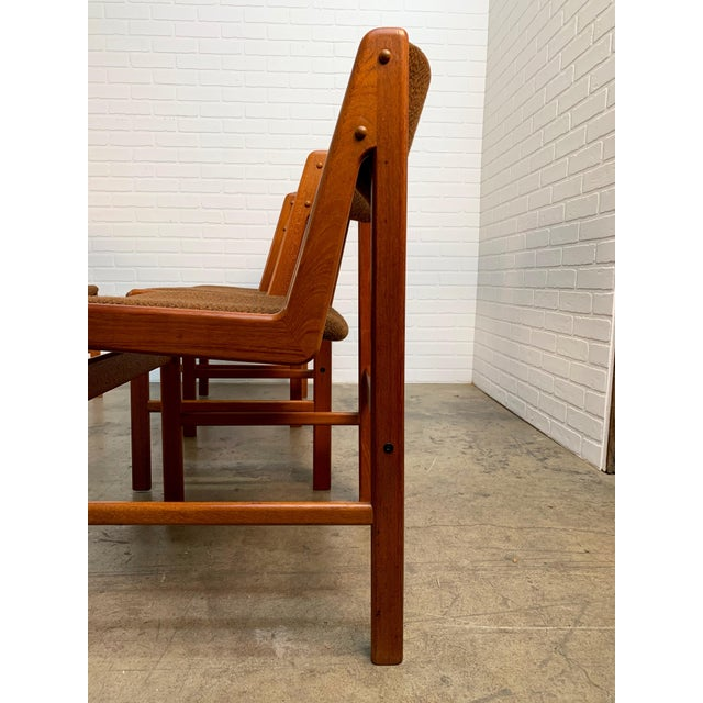 Danish Modern Dining Chairs by Artfurn, Denmark For Sale - Image 9 of 13